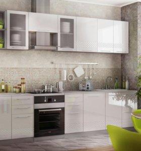 Кухня модульная Капля 3.3
