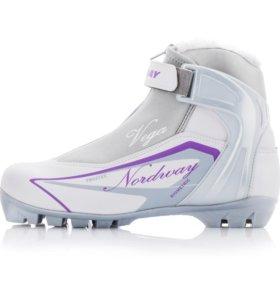 Ботинки лыжные женские Nordway Vega