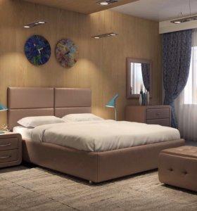 """Новая кровать """"Базель"""""""