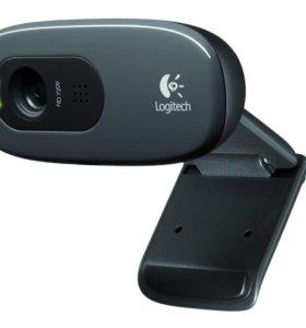 Web camera Logitech c270