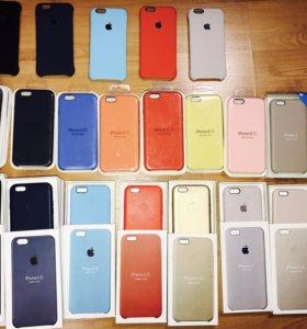 Оригинальные чехлы Apple, iPhone