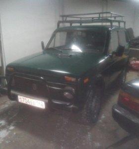 Ваз-2121 нива 1985год