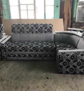 Угловой комплект мебели