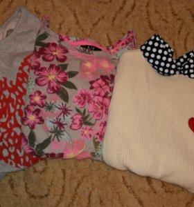 Кофта, свитер, блузка, свитшот