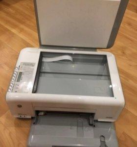 Принтер, сканер, копир HP C3183