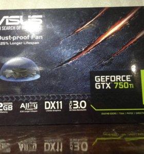 Видеокарта NVIDIA GeForce gtx 750 TI