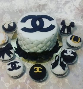 Торт и капкейки любые