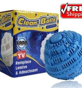 Шар для стирки без порошка Clean Ballz