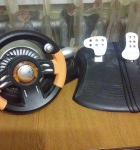 Genius Speed Wheel 3 MT (Рулевой геймпад)