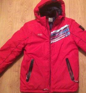 Куртка мужская горнолыжная зимняя , р-р 46-48