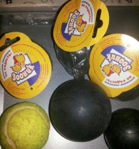 Мячи для крупной активной собаки