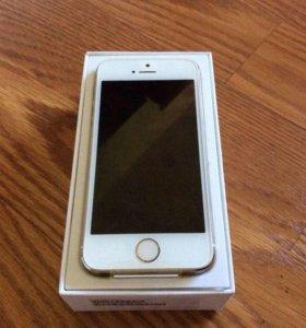 IPhone 5s gold оригинал