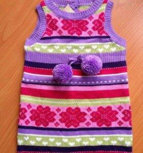 Платье новое crazy8