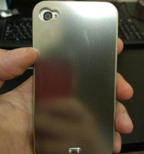 Чехол для iPhone 4 Tunewear