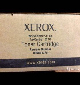 Картридж Xerox