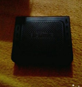 Роутер D-Link DSL - 2500U ADSL2