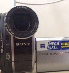 Видеокамера sony DCR-DVD310E