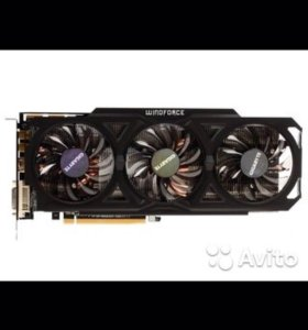 Gigabyte Radeon R9 280x 3Gb