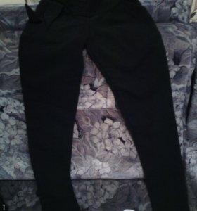 Утепленные штаны,теплые,новые,бесплатно почти