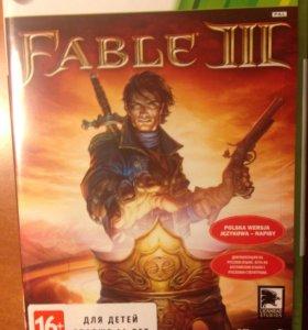 Игра на xbox360 Fable3