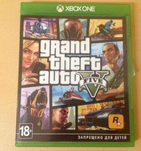 Гта 5 на Xbox one