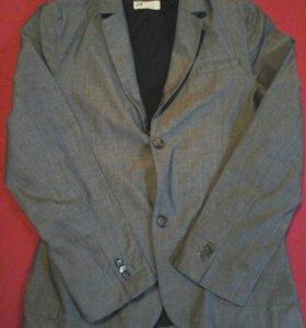 Пиджак H&M на мальчика рост 158