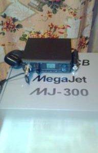 Рация Мегаджет 300