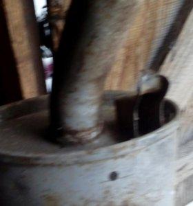 Глушитель ваз 2108-099
