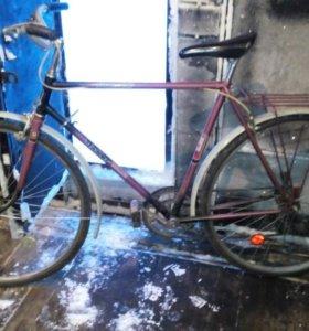 Велосипед скоростной турист