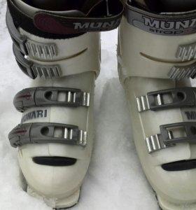 Горные лыжи ICELANTIC SHAMAN  ГОРНЫЕ БОТИНКИ