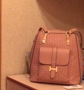 🎒 рюкзак-сумочка👜