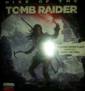 Игра пк tomb raider rise of the