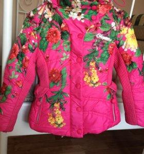 Куртка осень весна