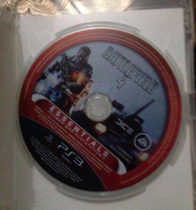 Диск на PS3