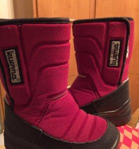 Kuoma зимние ботинки