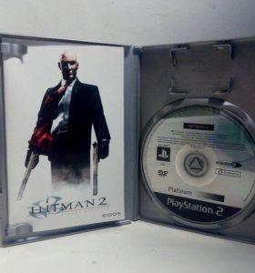 Лицензионный HITMAN 2 (PLAYSTATION 2)