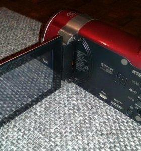 Видеокамера JVC EVERIO GZ-HM446RE