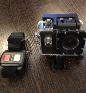 Action camera 4к wi-fi (экшен камера аналог GoPro)