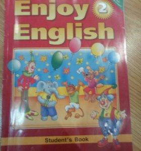 Engjoy English 2 класс М.З Биболетова