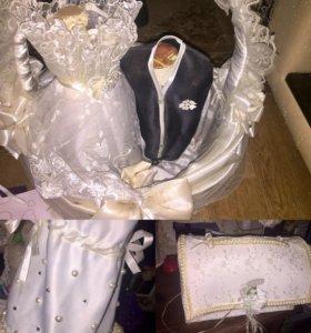 Для свадьбы,цвет Айвори