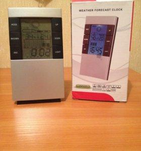 Термометр-гигрометр электронный (НОВЫЙ)