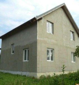 Дом 130 кв. на участке 4.1 сот.