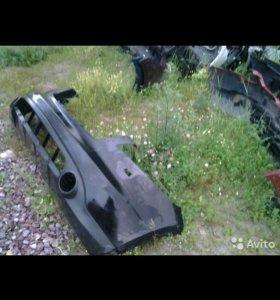 Бампер передний на infiniti FX35