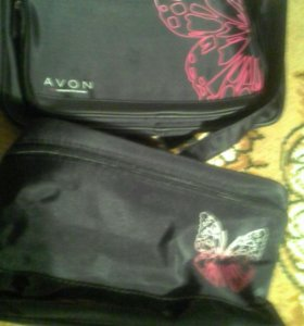 Кейс и сумка