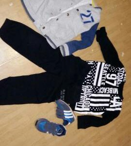 Детская одежда и обувь на мальчика