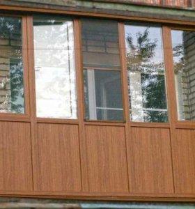 Балконы Лоджии Окна Отделка и Утепление