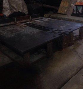 Стол для деревообработки