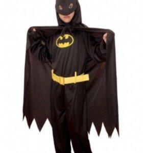 Новогодний костюм Бэтмана