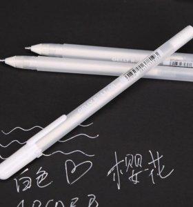 Sakura Glaze Gel Pen - White