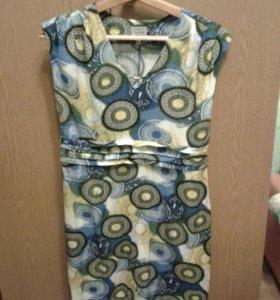 Продам женское платье, размер 50
